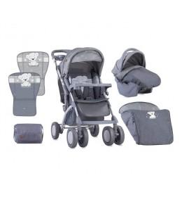 Kolica za bebe toledo set-Grey My Teddy
