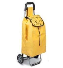 Kolica za pijacu Metaltex Daphne žuta