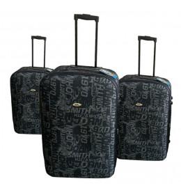 Komplet od  3 kofera za putovanja Sazio Vegas World