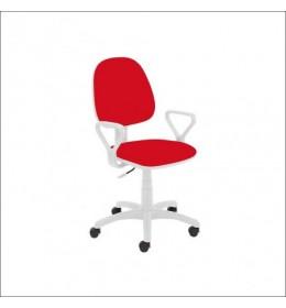 Konferencijska fotelja Regal W M04 Crvena