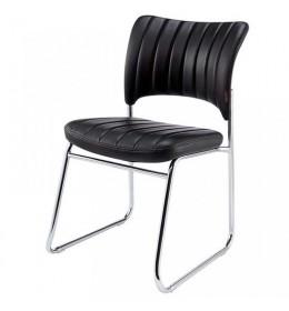 Konferencijska stolica B08-1 Crna