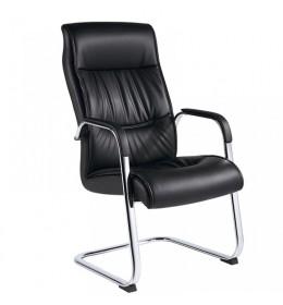 Konferencijska stolica B16 Crna