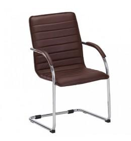 Konferencijska stolica B46 Braon