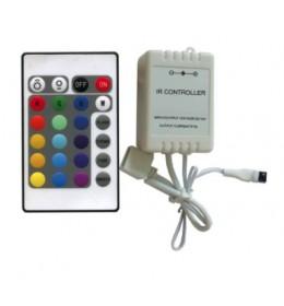 Kontroler za RGB LED trake 72W LTR-KON24IR
