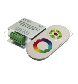Kontroler za RGB LED trake 144W LTR-KON4RF