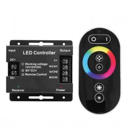 Kontroler za RGB LED trake 288W LTR-KON6RFB