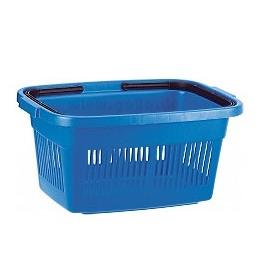 Korpa za prodavnicu plava Curver CU 02686-287