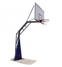 Košarkaška konstrukcija Olimp ST sa poliesterskom tablom 1800x1050