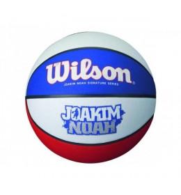 Košarkaška lopta Wilson Joakim Noah Tricolor SZ7