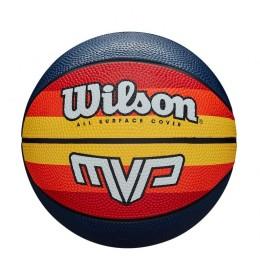 Košarkaška lopta Wilson MVP Retro Orye Size 7