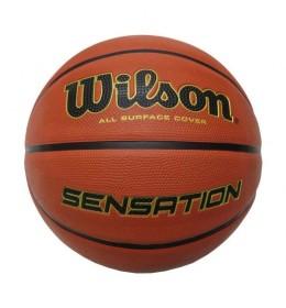 Košarkaška lopta Wilson Sensation Sr 285 Or Size 6