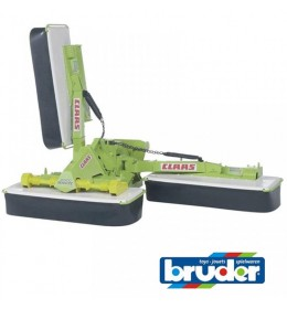 Kosilica Bruder Claas Disc Mower Plus 8550