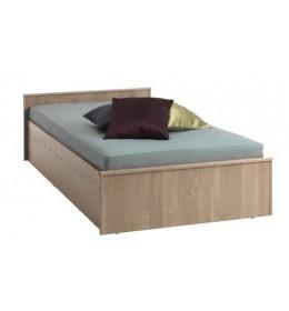 Krevet TOFTE 90x200cm hrast