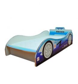 Krevet za decu Formula GTI 48 plavi 160x80 cm model 801