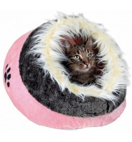 Krevet za macu ili malog psa Minou 41 cm Trixie roze
