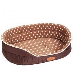 Krevet za psa sa dva lica na tufne M veličina