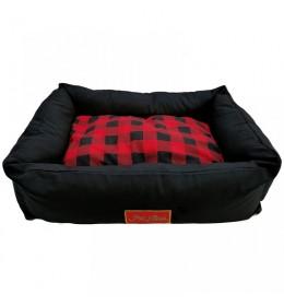 Krevet za psa Vilma od vodoodbojnog materijala L