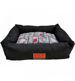 Krevet za psa Zen od vodoodbojnog materijala L
