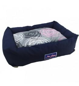 Krevet za psa Žile od vodoodbojnog materijala S