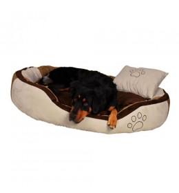Krevet za pse Bonzo 100x70 cm bež