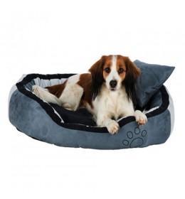 Krevet za pse Bonzo 100x70 cm siva