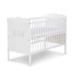 Krevetac za bebe Marsell sa fiokom White