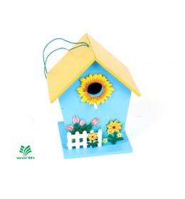 Kućica i hranilica za ptice Spring