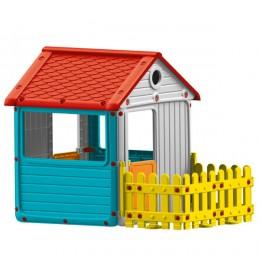 Kućica za decu sa ogradom Garden