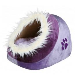 Kućica za pse Minou 35x26x41 cm Ljubičasta