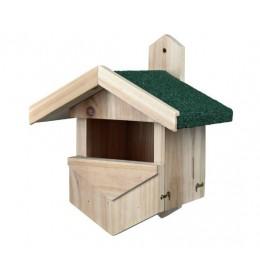 Drvena kućica za gneždenje ptica Natura Trixie