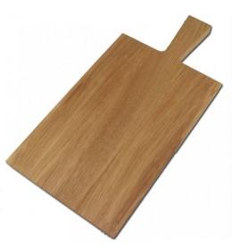 Kuhinjska daska za sečenje Hrast 600 x 170 x 20 mm