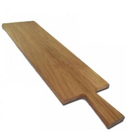 Kuhinjska daska za sečenje Hrast 800 x 170 x 20 mm