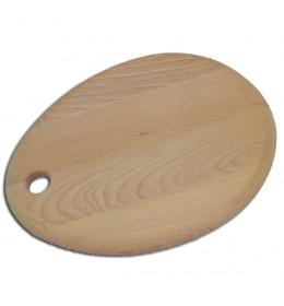 Kuhinjska daska za sečenje od drveta bukve