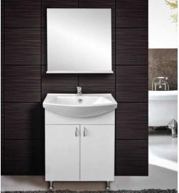 Kupatilski set Magnet 650 sa umivaonikom i ogledalom