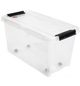 Kutija za odlaganje Beststore 70L sa poklopcem