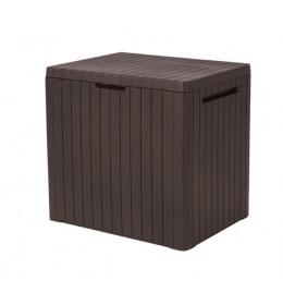 Kutija za odlaganje City braon