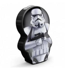 Philips Baterijska dečija lampa Star Wars -StormTrooper crna 71767/97/16