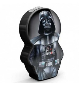 Philips Baterijska dečija lampa Star wars - Darth Vader crna 71767/98/16