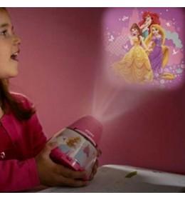 Philips Stona LED dečija lampa - projektor  Princess Pink 71769/28/16