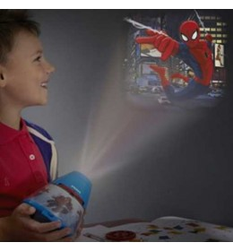 Philips Stona LED dečija lampa - projektor Spider Man 71769/40/16