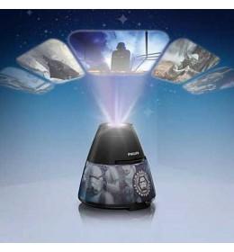 Philips Stona LED dečija lampa - projektor Star Wars 71769/99/16
