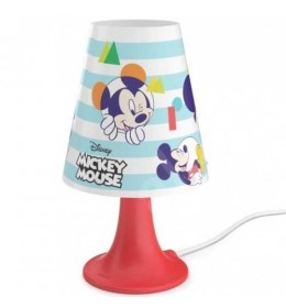 Philips stona dečija lampa Mickie Mouse LED 71795/30/16