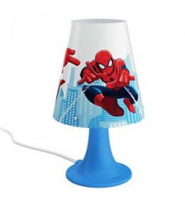 Philips stona decija lampa Spider Man LED 71795/40/16