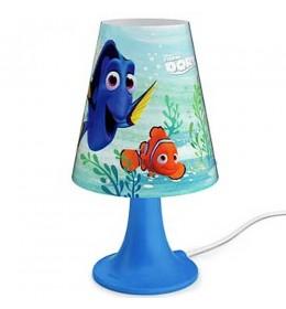 Philips stona dečija lampa Finding Dory LED 71795/90/16