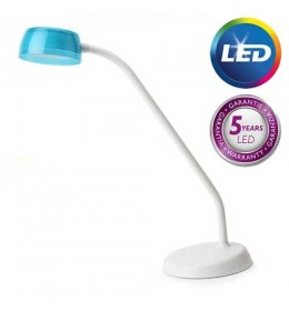Philips Stona lampa JELLY plava LED 72008/35/16