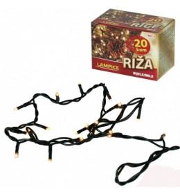 Lampice za jelku 20 sijalica
