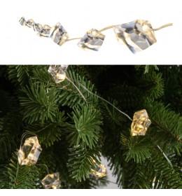 Lampice za jelku Kristal sa 20 micro LED dioda ML21/WW