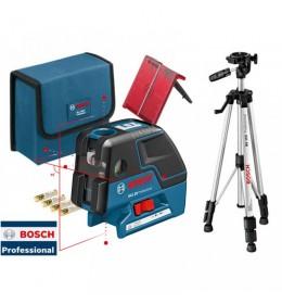 Laser za tačke Bosch Professional GCL 25 + BT 150