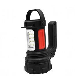 Baterijska lampa 12 + 1 LED