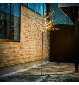 Novogodišnje svetleće LED drvo Pang